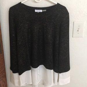 Light weight sweater xl